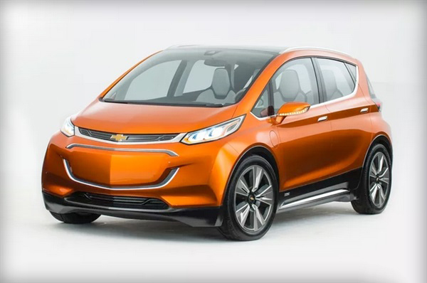 通用与LG合作开发雪佛兰Bolt电动车