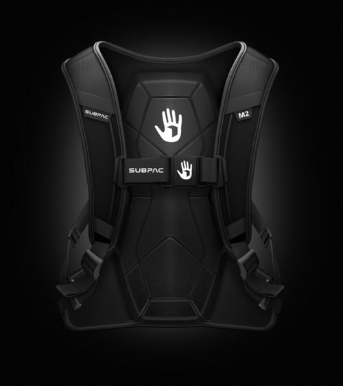 SubPac M2可穿戴音响 贴身感受低音震动
