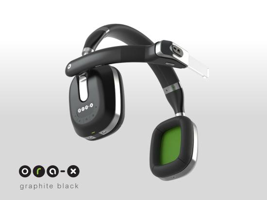 ORA-X智能AR耳机:像是专注音频的谷歌眼镜