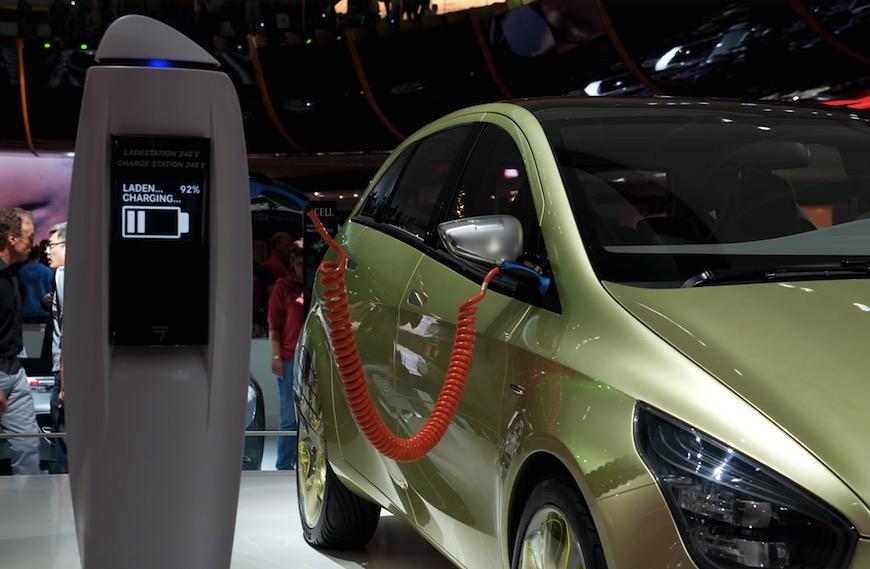 特斯拉们的重大利好,北京地区的新能源汽车不用摇号啦