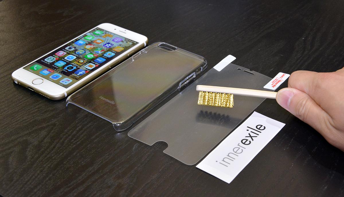 刮痕自愈iPhone 6s贴膜上市:一秒内修复刮痕