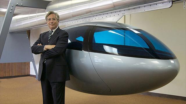 以色列建造空中的士 时速最快100公里