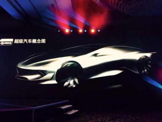 乐视:超级汽车Mule Car将生产 主打电动智能化