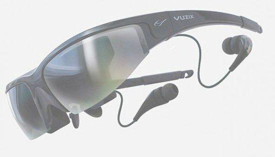 戴上这副眼镜 盲人就能知道谁在挡他的路