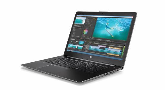惠普推ZBook Studio移动工作站 性能强还便携