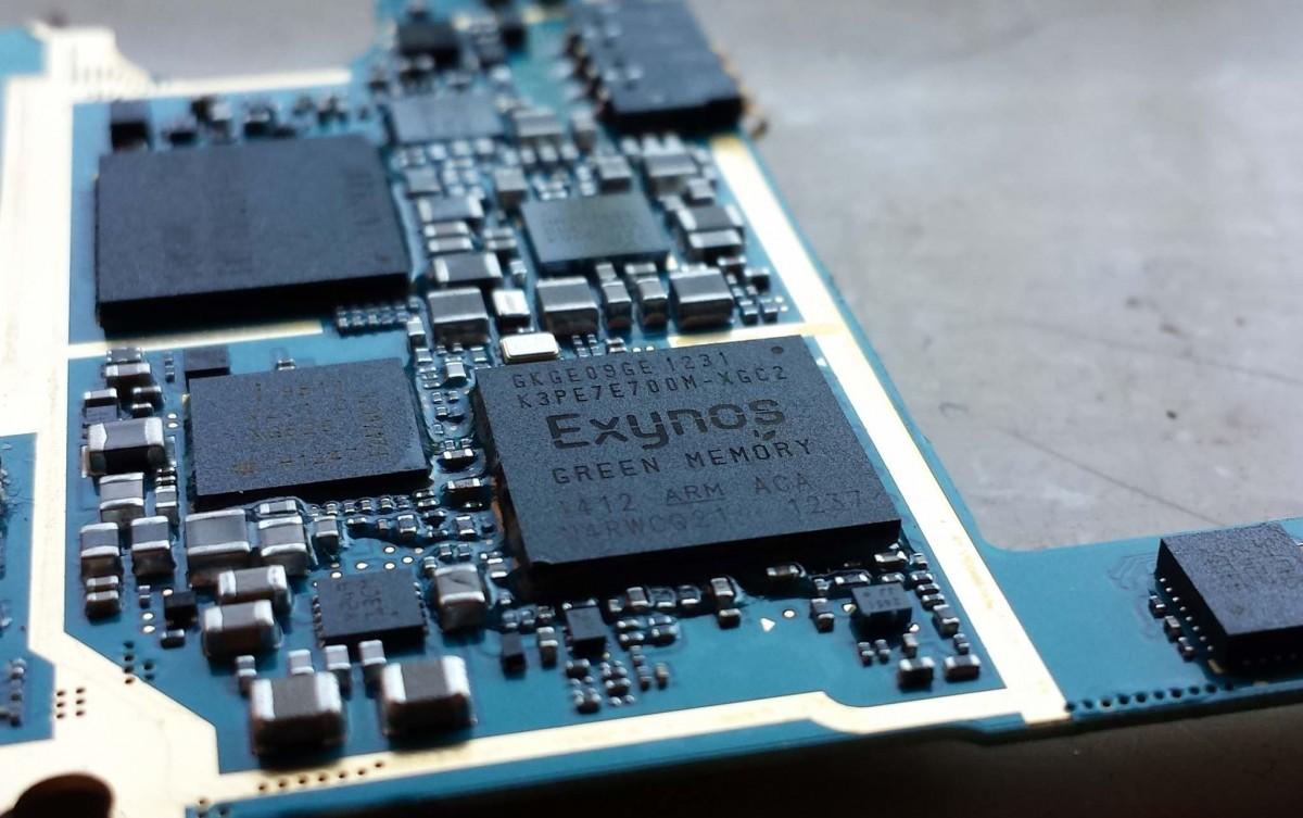 三星上线了 Exynos 8890