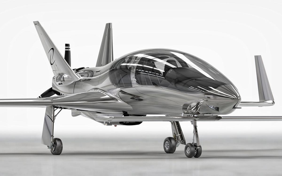 超酷酷的私人飞机