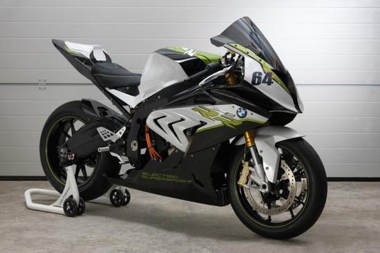 宝马将推出纯电动超级摩托车