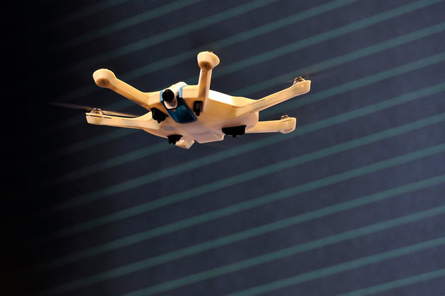 遥控无人机将成为美公用事业领域的功臣