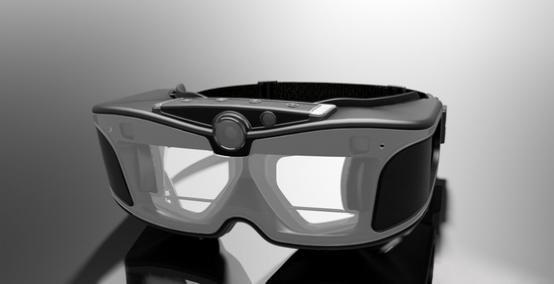 Atheer增强现实眼镜:面向高端商务市场