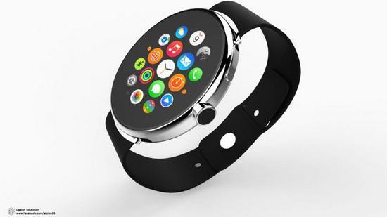 对Apple Watch 2的期待和预测 好想要圆形表盘