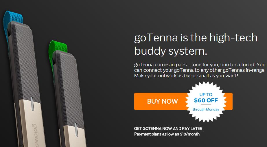 手机没信号也能用,GoTenna 推出移动小基站