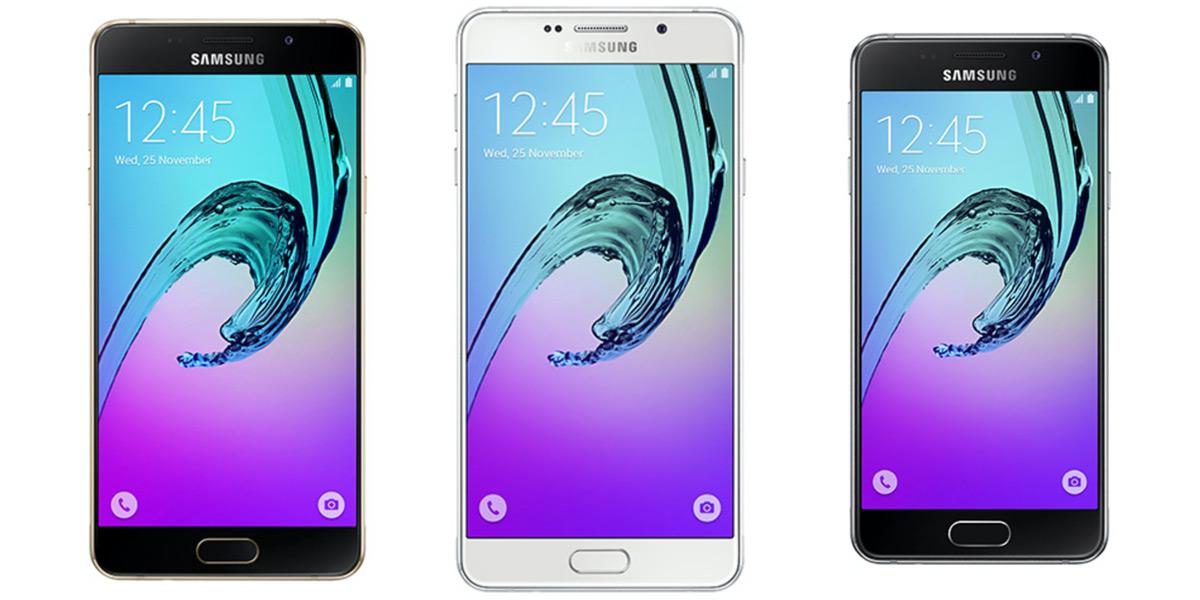 2016 年款 Galaxy A 系列手机登场:Samsung Pay 不再是旗舰专属