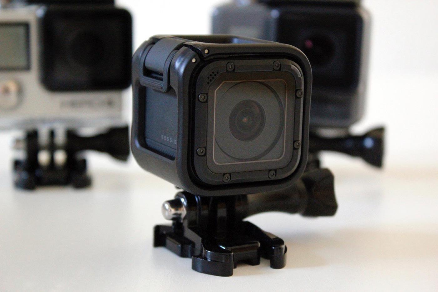 GoPro Hero4 Session 价格减至 US$199!你动心了吗?