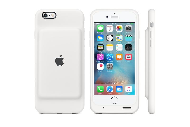 苹果这次带来了供电保护壳 Smart Battery Case,让配件供应商神伤