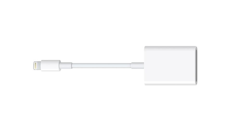 新款 Lightning 对 SD 读卡器加入 USB 3.0 支持(但仅限 iPad Pro)