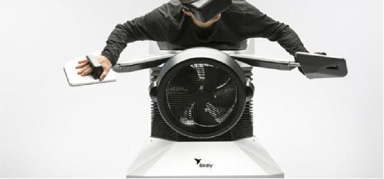 像鸟一样飞?Birdly VR虚拟飞行器帮你圆梦