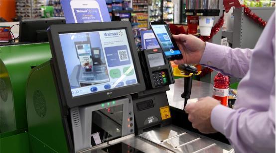 沃尔玛推出自家移动支付服务 扫描二维码即可