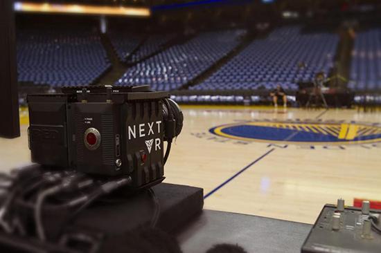 虚拟现实准备好要服务于NBA了吗?