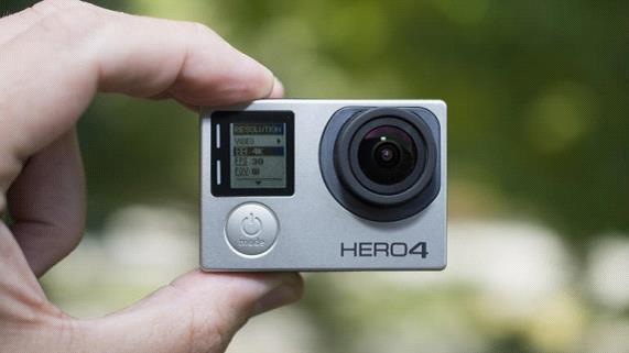 传苹果将收购运动摄像机厂商GoPro