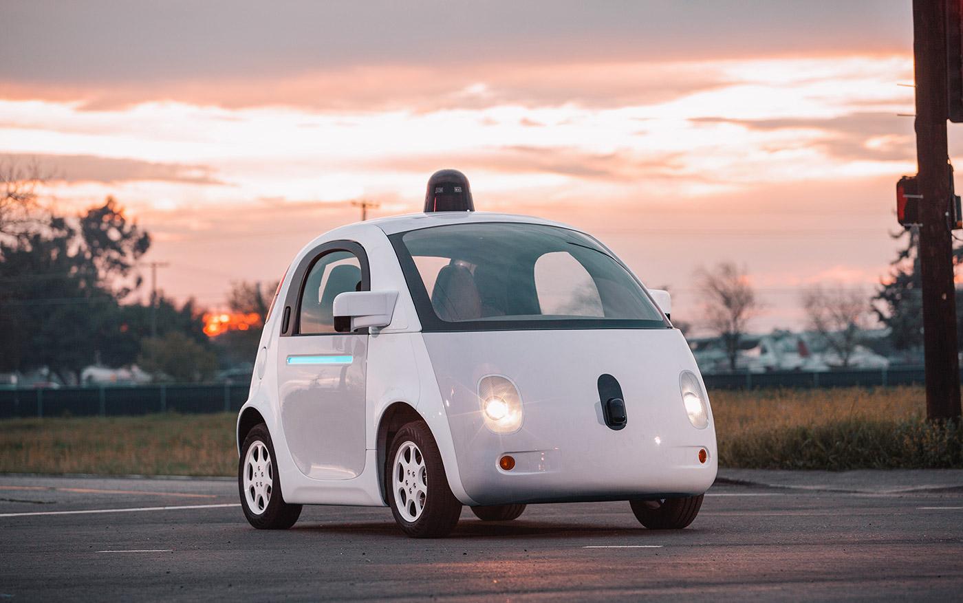 传闻 Google 将在 CES 上宣布与福特合作开发自驾车?