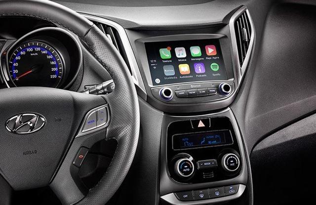 现代汽车:明年将支持苹果CarPlay车载系统