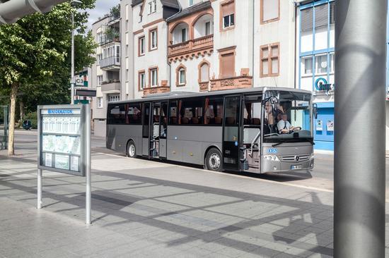 无人驾驶技术或将应用于公交车 你敢坐吗?