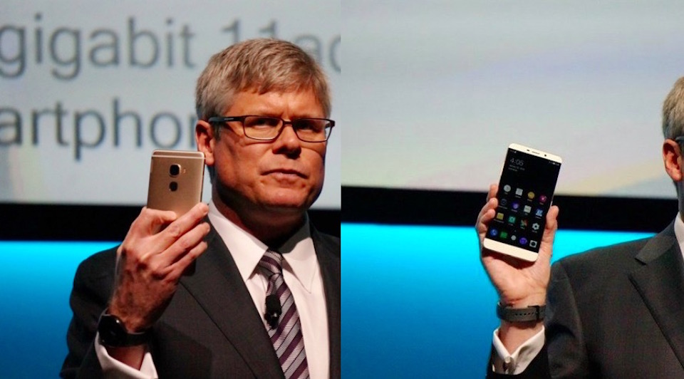 乐视超级手机 Max Pro:首款 Snapdragon 820 机种