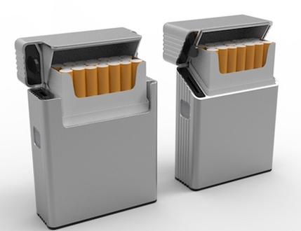 智能烟盒Smoking-Stopper:烟民有救了