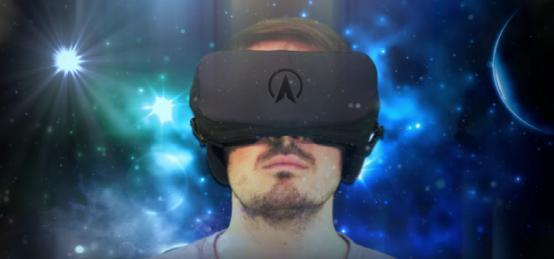 英主题公园推出世界首个虚拟现实太空过山车
