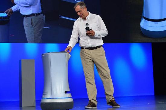 机器人已经在酒店陆续上岗