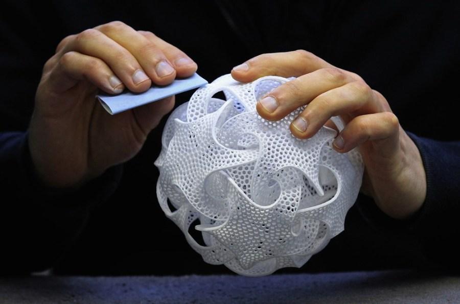 3D打印浪潮两年考:行业瓶颈仍难攻克