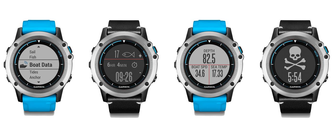 Garmin 推出了一款专为水上运动而设的新手表