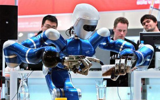 与全球机器人四大家族相比 中国企业差在哪儿?