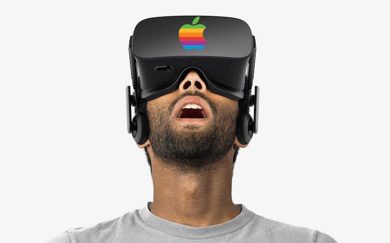 在 VR 持续火爆的当下,苹果公司还要添一把油?