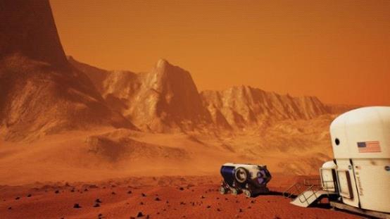 NASA使用虚幻4打造火星登陆VR体验