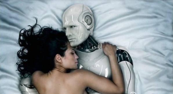 我和一个机器做了爱,也许这就是未来