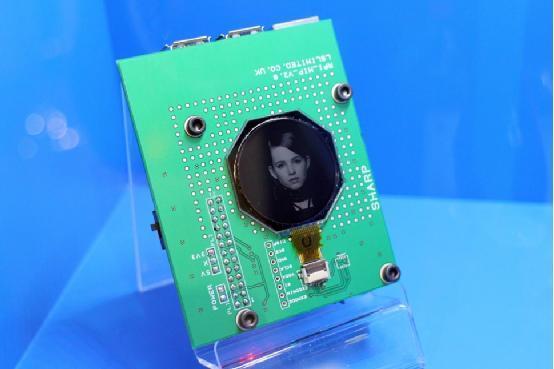 Wysips太阳能充电屏能降低智能手表充电频率