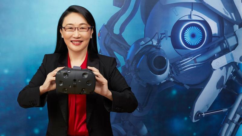 王雪红痴迷VR:HTC掌门恐陷产业误区