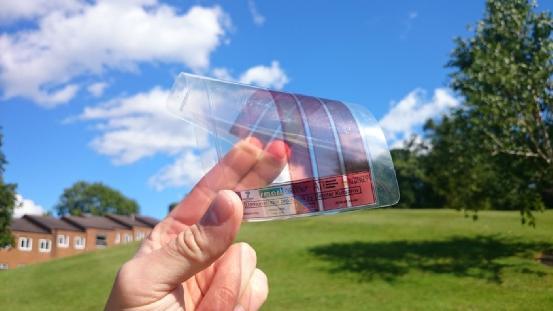 研究者模仿飞蛾眼制作出室内太阳能板