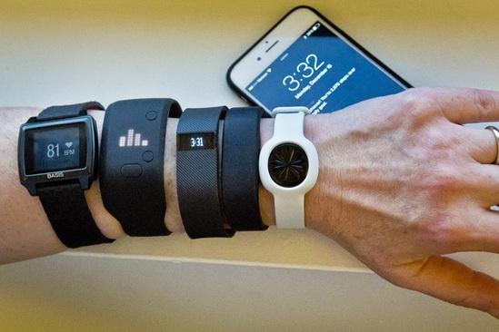 智能手环纯粹的数据记录并不会带来乐趣