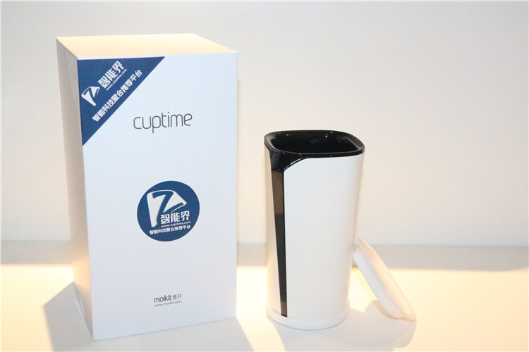 健康饮水的源泉,从使用麦开Cuptime2智能水杯开始