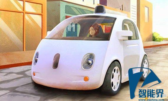 无人驾驶汽车大难题 人工智能的感知差异显著高清图片