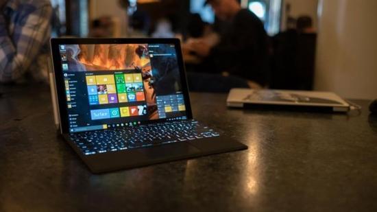 Surface Pro 5今年10月面世:配4K屏续航更强