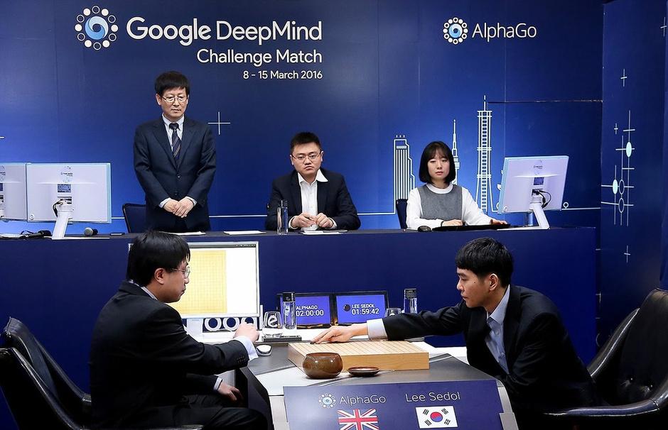 """打败人类的AlphaGo其实只是人工智能界的""""小学生"""""""