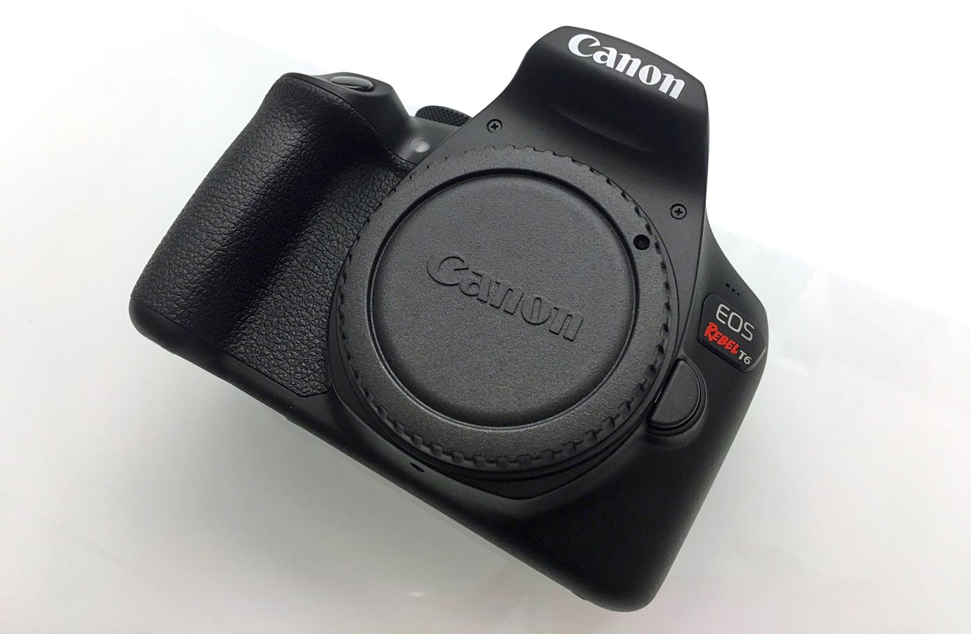 佳能发表 1300D 入门单反相机