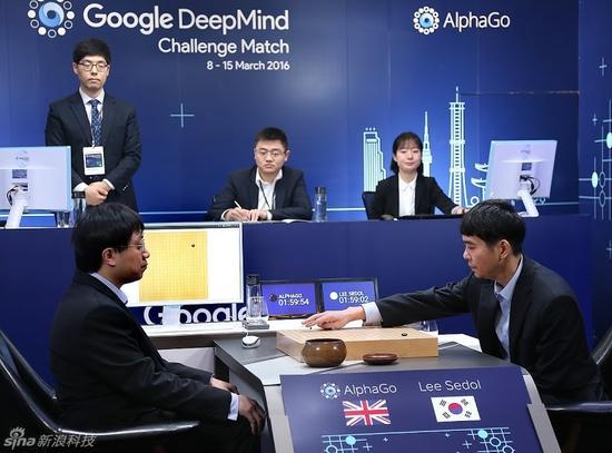 AlphaGo出现漏洞!李世石为人类扳回一城