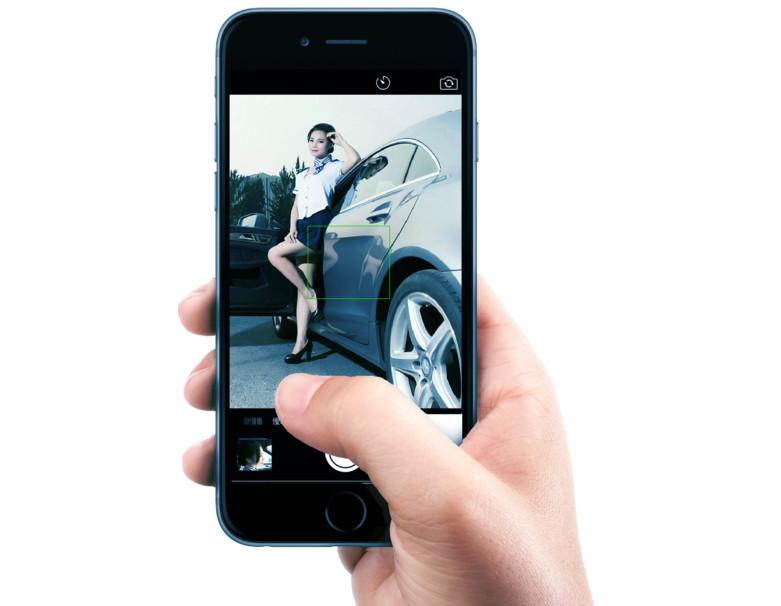 苹果新专利可让iPhone一键拍摄全景照片