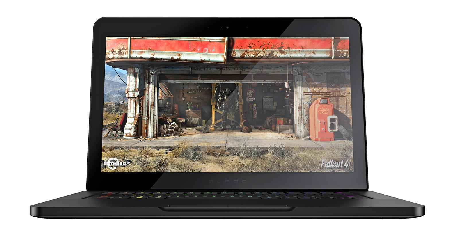 Razer 推出新款 Blade 笔记本,换上更轻薄设计