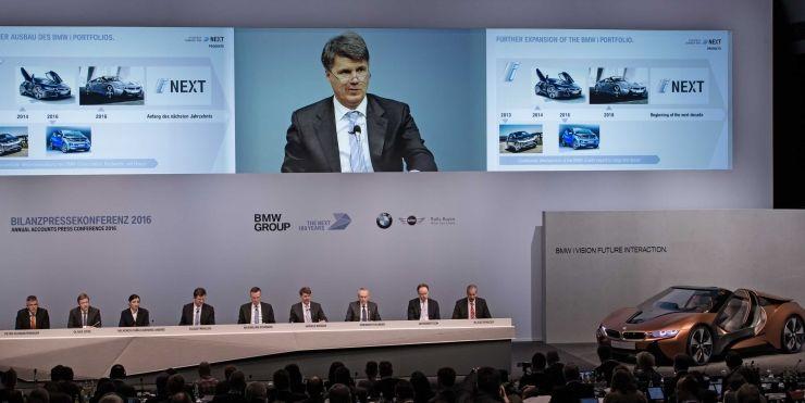 在庆祝完100周岁生日不久,这家汽车公司又宣布了一项新战略